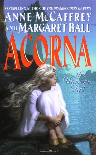 Cover of Acorna: The Unicorn Girl