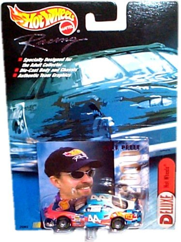 Hot Wheels Racing - Kyle Petty - Deluxe: Hot Wheels #44 NASCAR Replica - 1