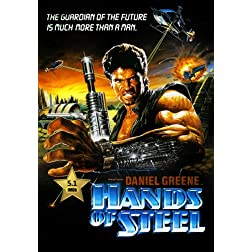 Hands of Steel (Vendetta dal futuro) [VHS Retro Style] 1986
