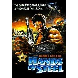 Hands of Steel (Vendetta dal futuro) [VHS Retro Style] 1986