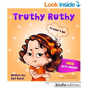 Children's book:Truthy Ruthy (Children's book for how to deal with telling the truth) (Truthy Ruthy series))