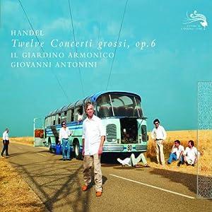 Handel: 12 Concerti Grossi Op.6 from Decca (UMO)