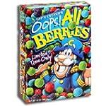 Quaker Captain Crunch Opps - All Berr...