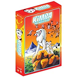 Kimba the White Lion: The Complete Series