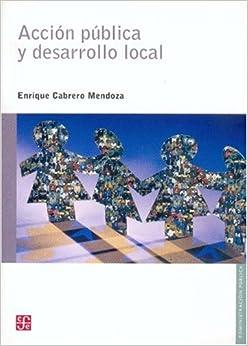 Acción pública y desarrollo local (Seccion de Obras de