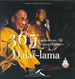 echange, troc Dalaï-Lama - 365 méditations quotidiennes