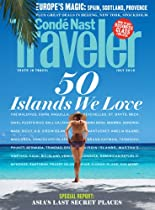 Conde Nast Traveler (1-year auto-renewal)