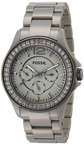 Fossil Fossil Analog White Dial Men's Watch - CE1062