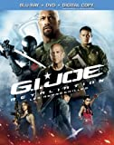 G.I. Joe: Retaliation / Les Représailles (Bilingual) [Blu-ray + DVD + Digital Copy + UltraViolet]