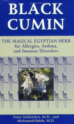 Black Cumin: The Magical Egyptian Herb For Allergies, Asthma, Skin Conditions, And Immune Disorders