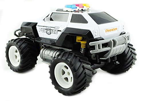 Police Car Toys For Boys : Chevy camaro remote control scale police car dealtrend