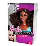 Barbie Fashionistas Swappin Styles Head - Artsy