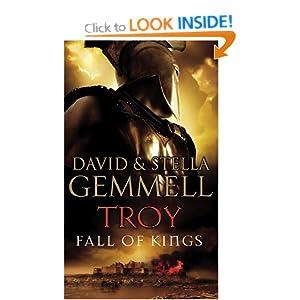 Troy Fall Of Kings Trojan War Trilogy 3 Amazon Co Uk border=