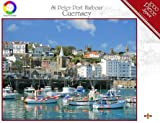 St Peter Port Harbour, Guernsey - 1000 Piece Jigsaw Puzzle