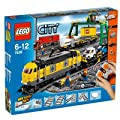 Lego City Cargo Train 7939 by LEGO City