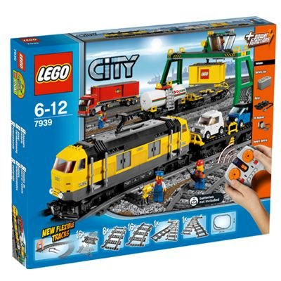 Lego City 7939 Cargo Train