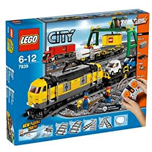 LEGO City Cargo Train 7939