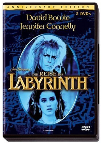 Die Reise ins Labyrinth (Anniversary Edition) [2 DVDs]