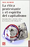 img - for La  tica protestante y el esp ritu del capitalismo (Sociologia / Sociology) (Spanish Edition) book / textbook / text book