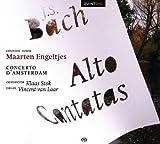 echange, troc  - Les Cantates pour Alto BWV 170, 54, 35
