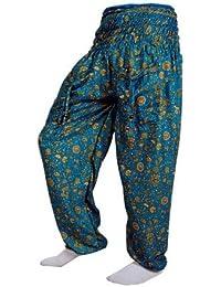 Women's Cotton Harem Pants Afghani Trousers