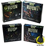 Arkham Horror Combination Pack with two free storage bags