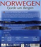 Image de Norwegen-Fjorde Um Bergen [Blu-ray] [Import allemand]