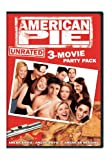 American Pie: Unrated 3-Movie Party Pack (American Pie / American Pie 2 / American Wedding)