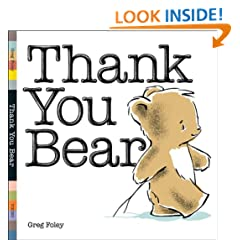 Thank You Bear