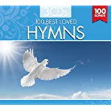 100 BEST LOVED HYMNS (3 CD Music Collection): Spiritual and Popular Christian Songs for Praise and Worship