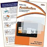 2x mumbi Displayschutzfolie Amazon Kindle Fire HDX 7 Schutzfolie AntiReflex matt