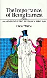 The Importance of Being Earnest, an Authoritative Text Edition of a Great Play (Avon Theater Library)