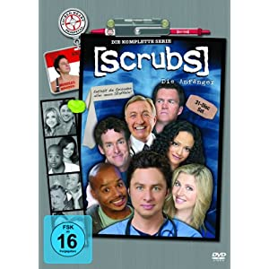 Scrubs - Komplettbox - Season 1-9 [Import anglais]