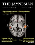 img - for The Jaynesian: Newsletter of the Julian Jaynes Society (Volume 3, Issue 1) book / textbook / text book