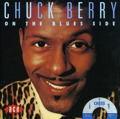 CD : Chuck Berry - On the Blues Side (United Kingdom - Import)
