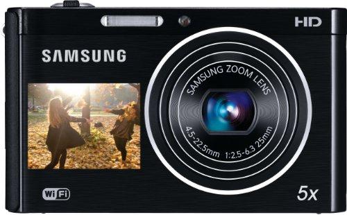 Samsung DV 300 F schwarz, EC-DV300FBPBE1
