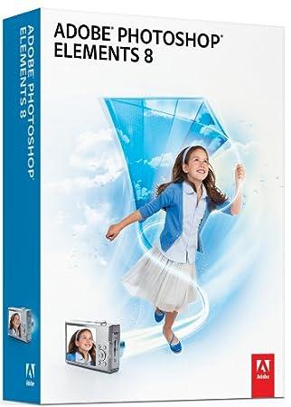 Adobe Photoshop Elements 8 (PC DVD)