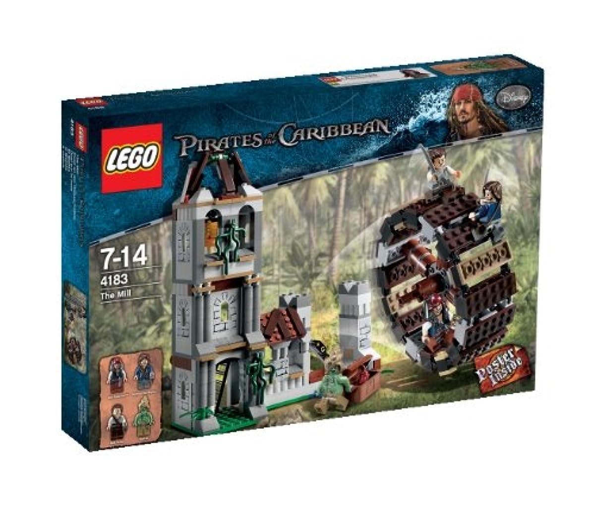[해외] 레고 (LEGO) 캐리비안의 해적 수차 가건물의 결투 4183 (2011-05-12)