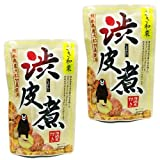 丸成商事 むき和栗 渋皮煮 100g×2袋お試しセット 熊本県産大粒甘栗使用 くまモンパッケージ