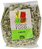 Mintons Good Food Pre-Packed 3 Seed Mix 250 g (Pack of 5)