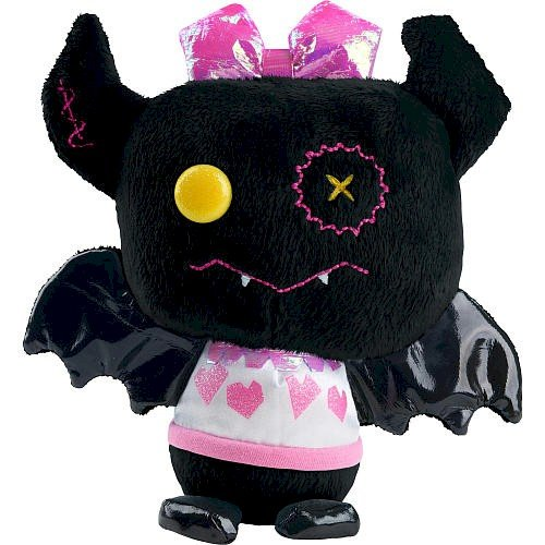 Monster High Pet Friend Count Fabulous Bean Plush