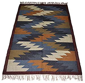 Lalheveli jute yoga mat rug carpet for for Living room rugs amazon
