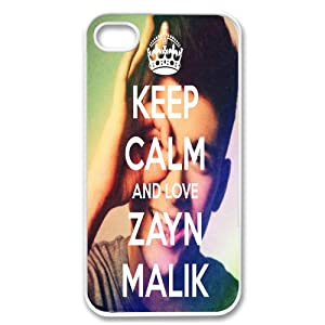 Amazon.com: Apple iPhone 4 4G 4S Pastel Art Keep Calm and Love Zayn