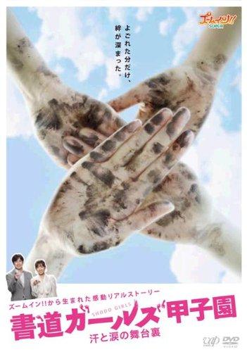 ズームイン!!から生まれた感動リアルストーリー 書道ガールズ甲子園 汗と涙の舞台裏 [DVD] (2010/04/28)