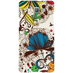 Printland Designer Back Cover for Samsung Galaxy A5 SM-A500GZKDINS/INU Case Cover