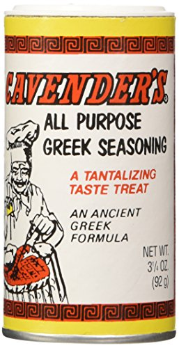 Cavender All Purpose Greek Seasoning