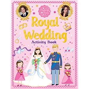 Royal Wedding Activity Book (Perfectly Pretty)