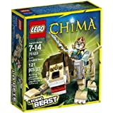Lego Legends of Chima Lion Legend Beast (70123)
