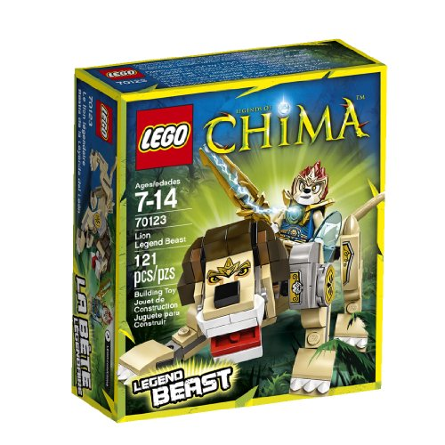 LEGO Chima 70123 Lion Legend Beast Picture