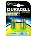 Duracell - Pile Rechargeable - Duralo...